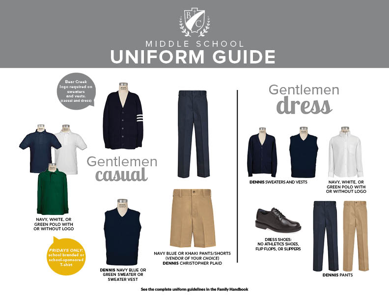 MS Gentlemen Uniform Guidelines (graphical)
